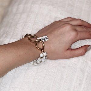 Jewelry - Marble bead bracelet